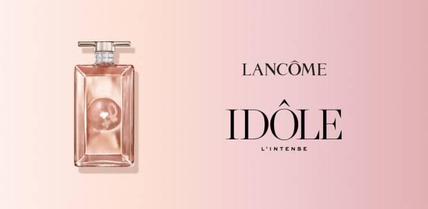 Shoppers Drug Mart Canada Free Lancome Idole L'Intense Perfume Mini - Glossense