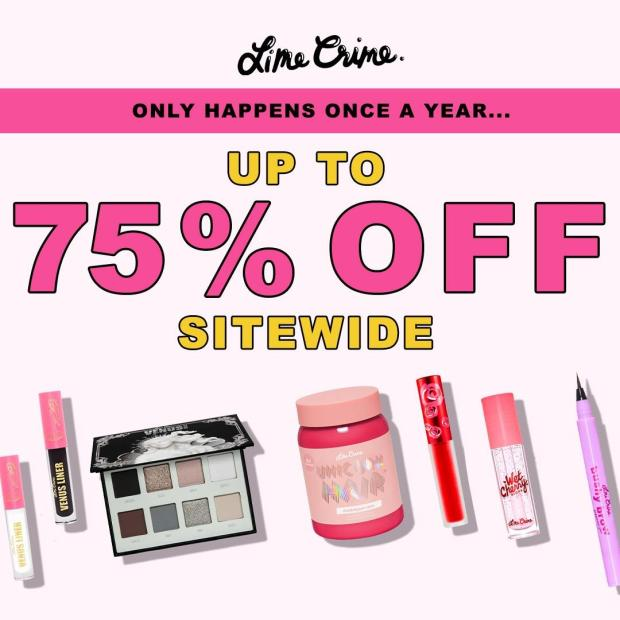 Lime Crime Canada Spring Sale 2021 Canadian Deals Free GWP - Glossense