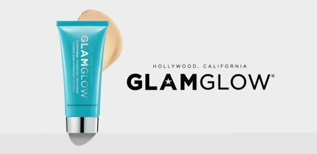 Shoppers Drug Mart Canada Free GlamGlow ThirstyMud Hydrating Treatment Mask Deluxe Mini Sample - Glossense