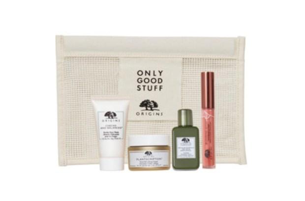 Shoppers Drug Mart Canada GWP Free Origins Gift Set Spring 2021 - Glossense