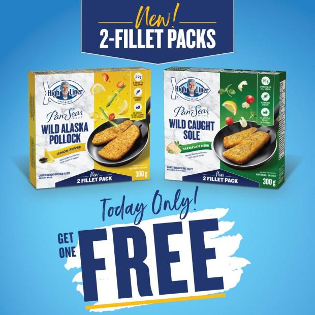 Canadian Freebies Free High Liner Fish - Glossense