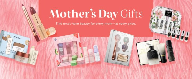 Sephora Canada Mother's Day Sale Canadian Deals 2021 - Glossense