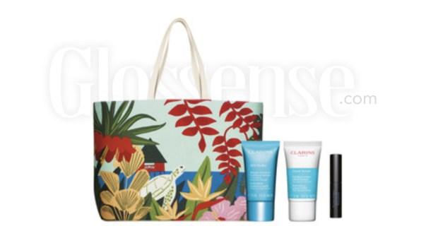 Shoppers Drug Mart Canada Free Clarins Sun Care Gift 2021 - Glossense