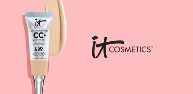Shoppers Drug Mart Free IT Cosmetics CC Cream Sample - Glossense