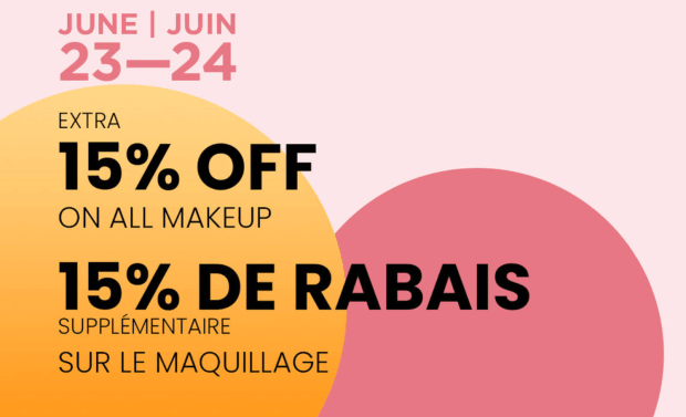 L'Oreal Canada Beauty Outlet Sales Canadian Deals June 23 24 2021 Save on Select Brands - Glossense