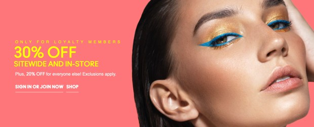 MAC Cosmetics Canada Loyalty Member Sale Canada Day 2021 - Glossense