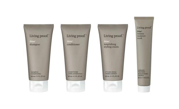 Sephora Canada Promo Code Free Living Proof No Frizz 4-pc Hair Care Sample Set - Glossense