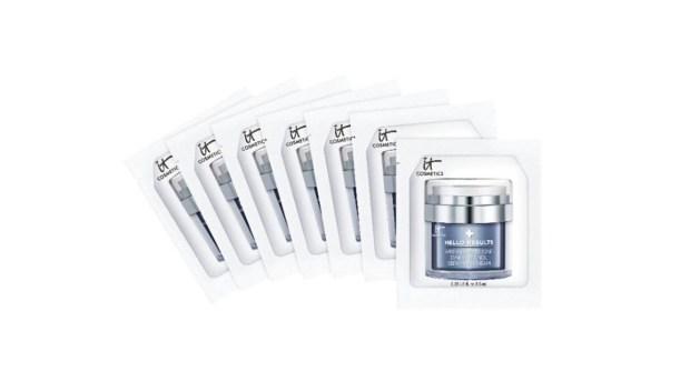 Sephora Canada Promo Code Free IT Cosmetics Hello Results Sample Set - Glossense