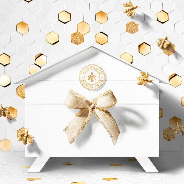 Holt Renfrew Canada The Guerlain Beehive 2021 Advent Calendar Canadian Holiday Christmas Countdown - Glossense
