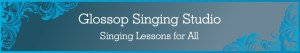 Glossop Singing Studio - Singing Lessons for All