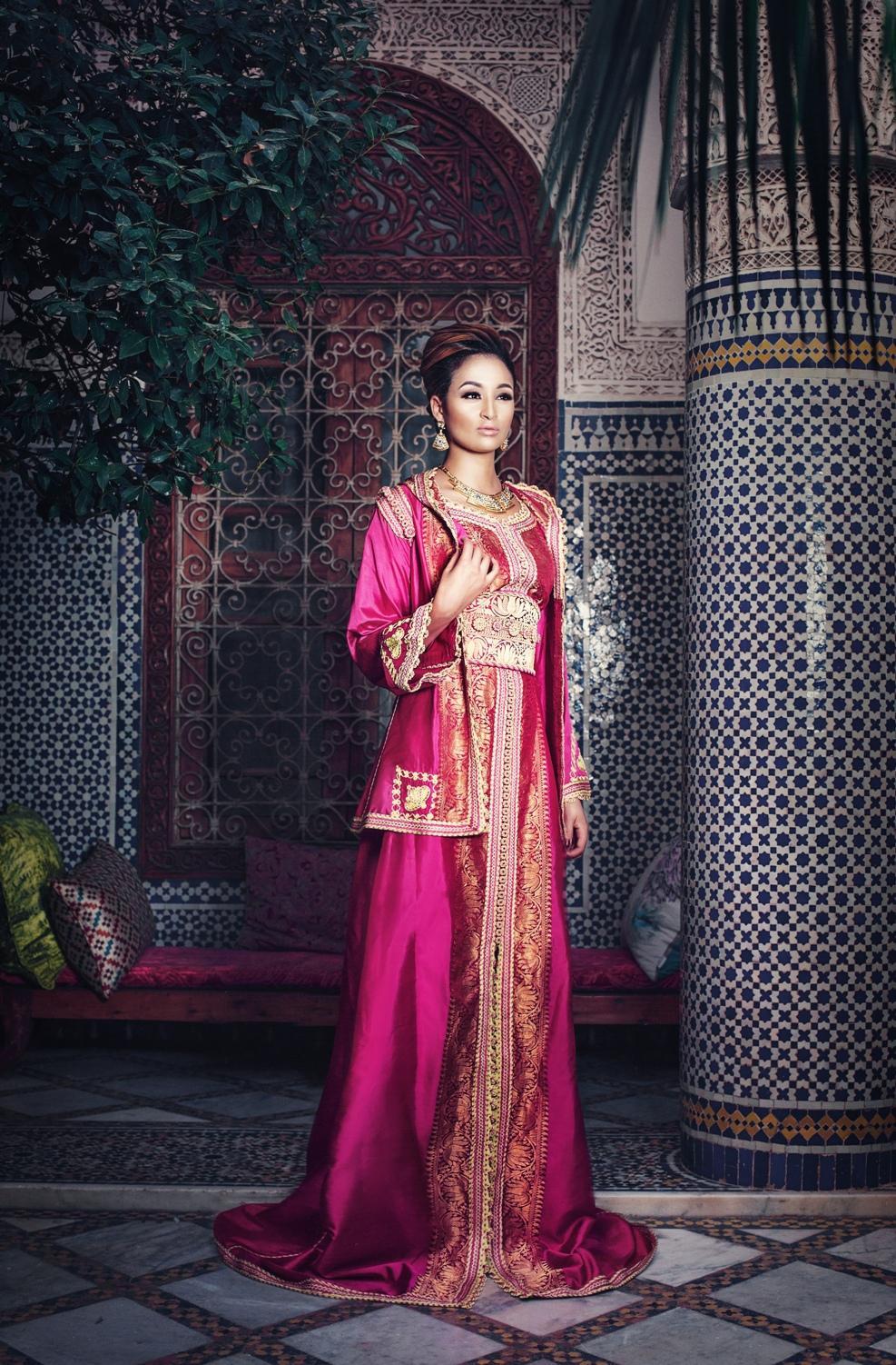 Intalnire cu femeile marocane