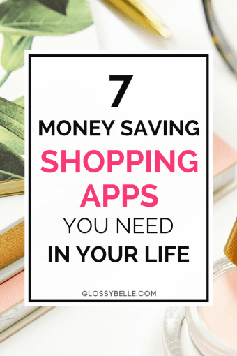 Learn about 7 easy-to-use shopping apps that will conveniently help you save hundreds of dollars per month in this post. Hate couponing and flipping through flyers? These apps are for you! | saving money | smartphone apps | save money | frugal | rebates | cash back | cashback | shopping apps