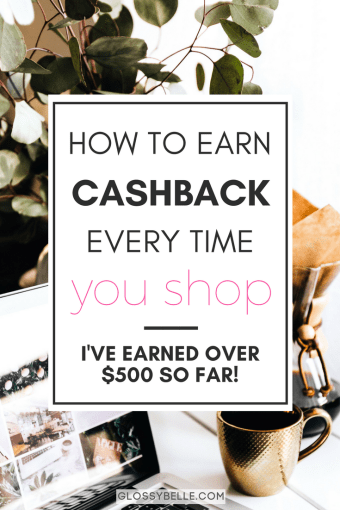 Want to save money every time you shop online? Learn just how easy it is to earn free cash with this simple step-by-step guide. I've saved over $500 just by shopping online! If you sign up now, you can get a free $10 gift card! | make extra money | cash back | cashback | ebates | make extra money online | make money online | earn free cash