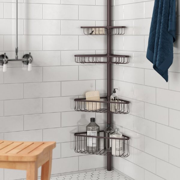 norris shower caddy