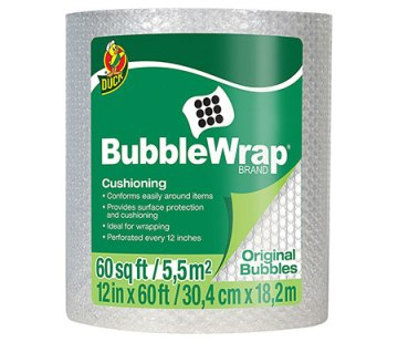 bubblewrap for moving