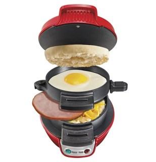 Electric Breakfast Sandwich Maker
