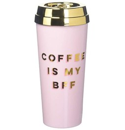 coffee is my bff tumbler