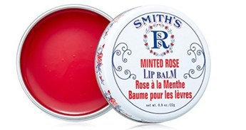 smith's rose lip balm