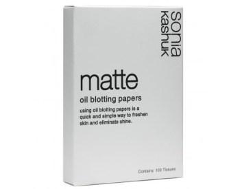 sonia kashuk matte blotting paper