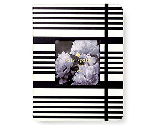 kate spade new year annual 12-month hardcover planner