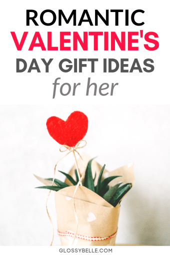 Looking for the right Valentine's Day gift ideas for your girlfriend, wife, or fiancée but you're not sure what to get her? Here are 14 sweet and romantic gift ideas that she'll love receiving! These are also great gifts for anniversaries, birthdays, and more! | valentine | for her | holiday gift guide #giftguide #giftideas #giftsforher #valentinesday #valentinesdaygiftideas #love