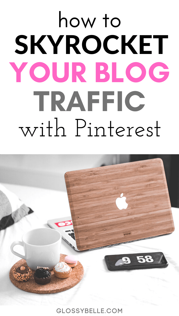 If you're finding that you spend a lot of time on Pinterest and your blog isn't gaining any traction, learn my strategy on how to increase your blog's pageviews and skyrocket your traffic. I went from 0 to over 70,000 pageviews in just a few months and you can too! | explode your traffic | productivity | promote your blog | blog traffic | blog promotion | traffic tips | tailwind tribes | group boards #blogging #bloggingtips #pinterest #pinterestmarketing #socialmedia