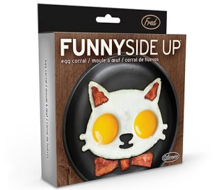 egg cat mould