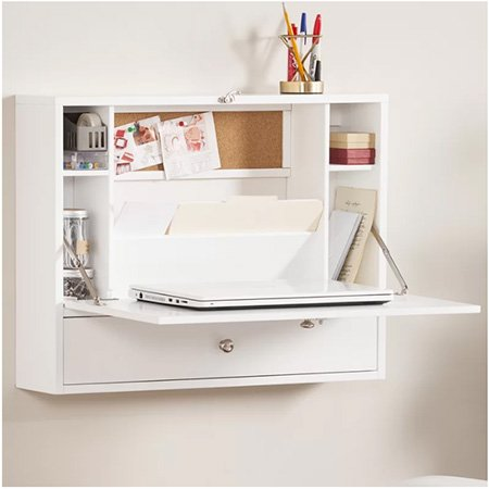 compact mini folding desk