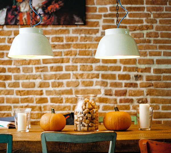 pumpkin home decor