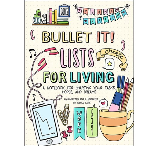 bullet it - lists for living