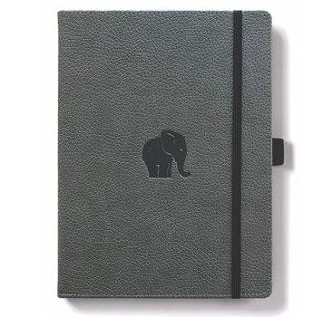 dingbats wildlife elephant notebook