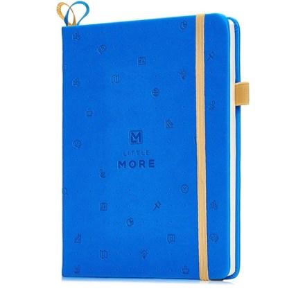 little more bullet journal dot grid notebook