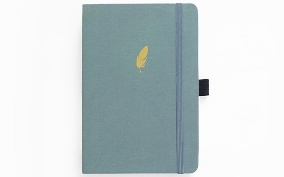 archer & olive dot grid notebook