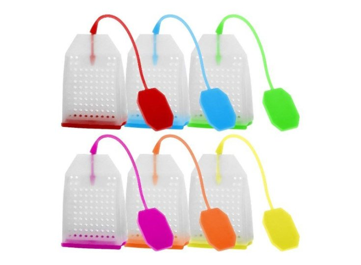 Silicone Tea Infuser Pack
