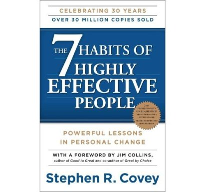 The 7 Habits of Highly Effective People- Powerful Lessons in Personal Change