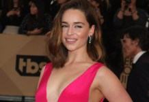 Mother of Dragons Emilia Clarke