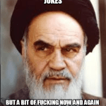 Khomeinisexuality: Meet Iran's Radical Love-Cleric (Part 1/69: Jizz Be Upon Him)