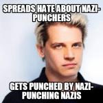 Black Bloc Goes Vérité On Milo's Ass