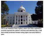 Alabama Proposed Reinstating Slavery