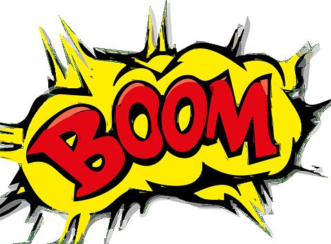 bomb explosion
