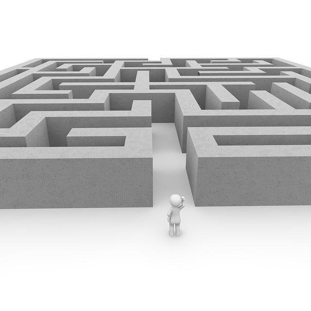 Paradox illusion puzzle