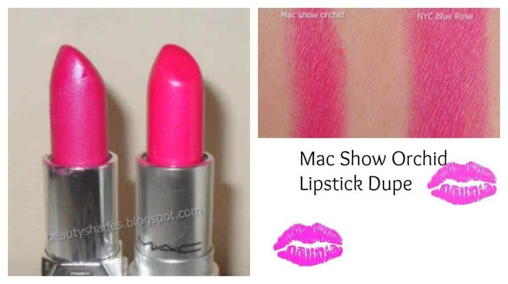 mac show orchid dupes