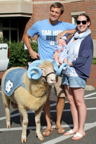 Meeting the REAL Rameses