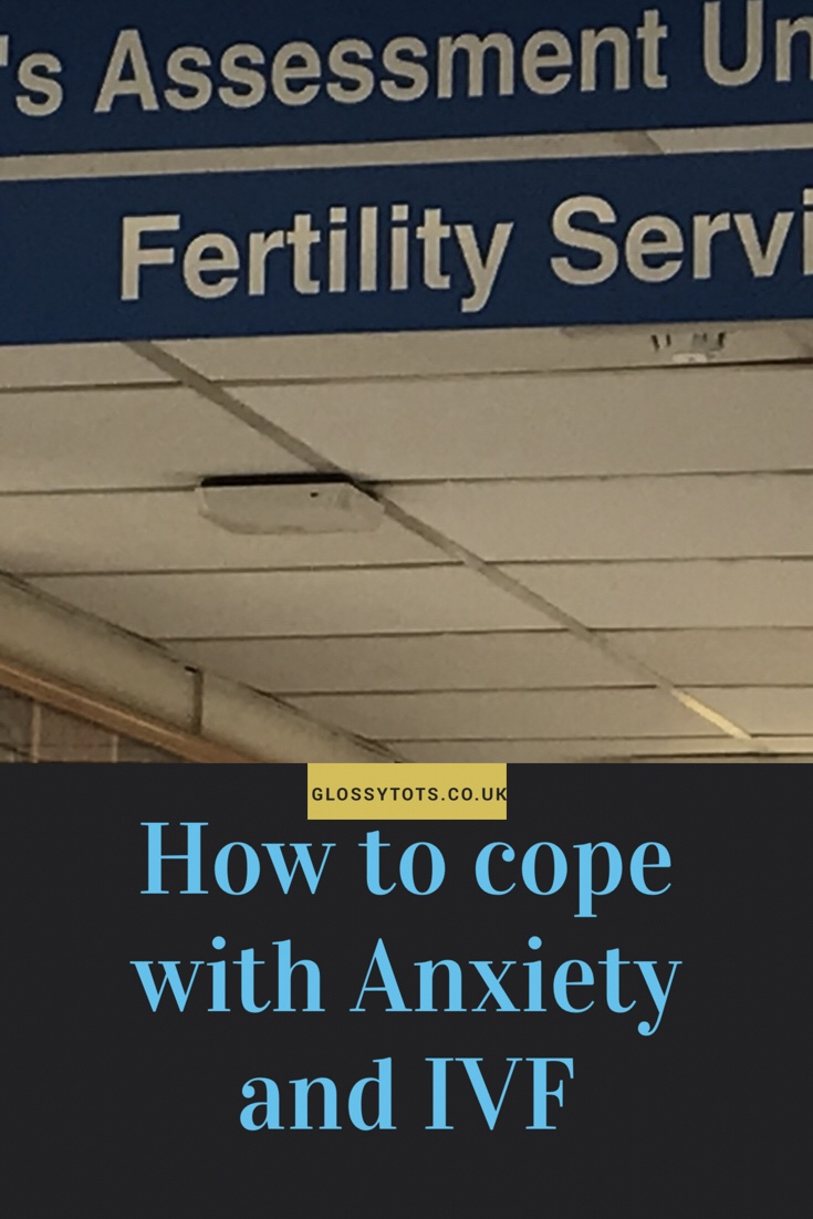 Ways to cope with anxiety and IVF
