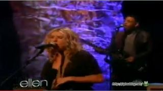 Grace Potter And The Nocturnals Performance Apr 24 2012