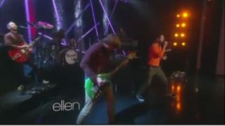 Maroon 5 Performance Sept 08 2014