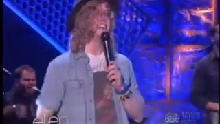 Allen Stone Performance Jan 03 2013