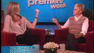 Allison Janney Interview Sept 12 2012