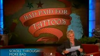Bad Paid For Tatoos Mar 14 2012