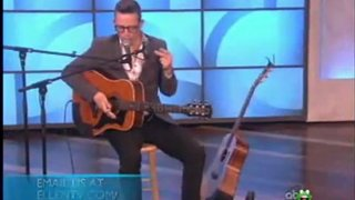 Bernhoft Interview and Performance Sept 28 2011
